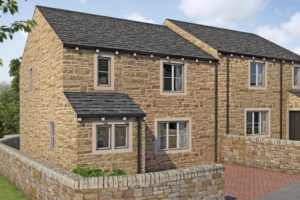 New-build homes to view at Rathmell, Settle