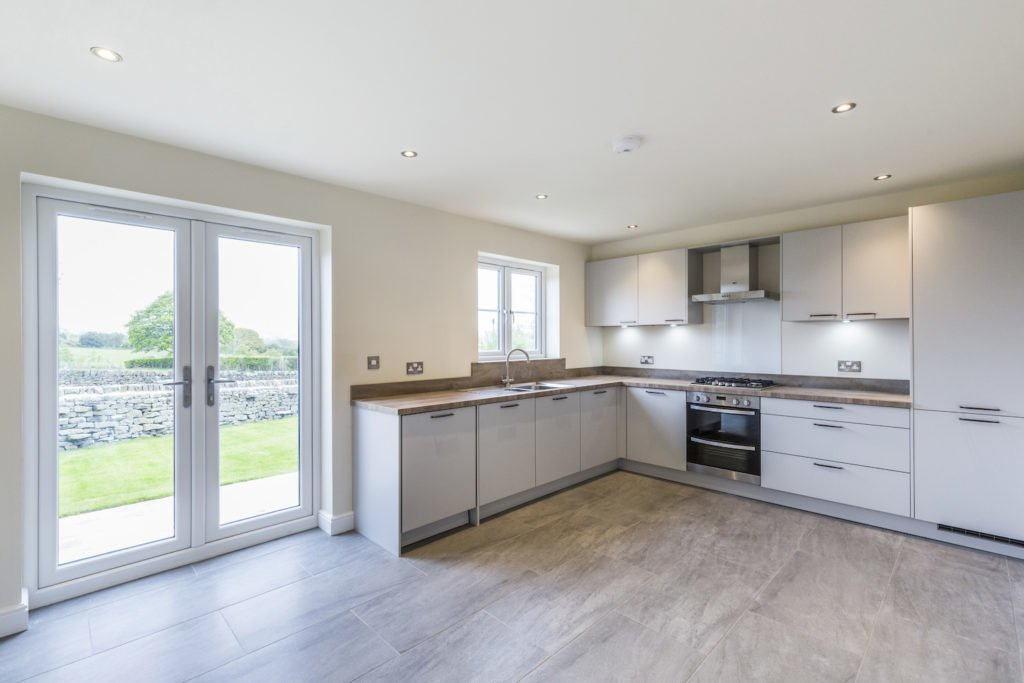 Kitchen at Airedale House, Moor Lane Croft, Addingham