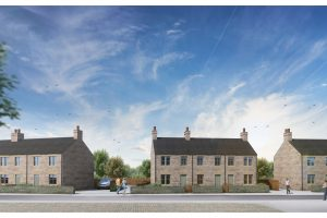 New homes in Dacre Banks, Harrogate
