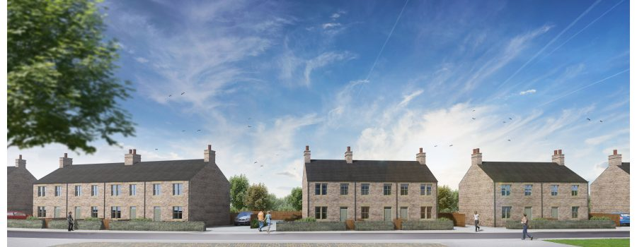 New homes in Dacre Banks, Harrogate