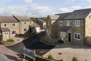 Last house sells at Beautry Croft, Rathmell