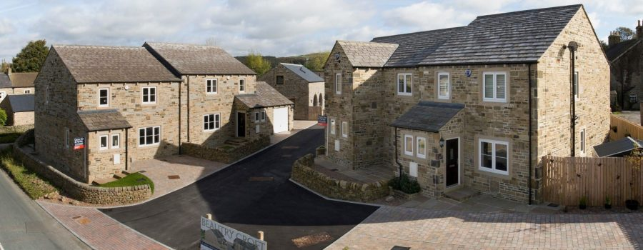Last house sells at Beautry Croft, Rathmell