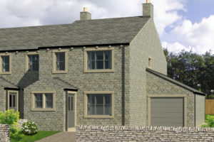 Laurel Croft is a development of 9 new homes