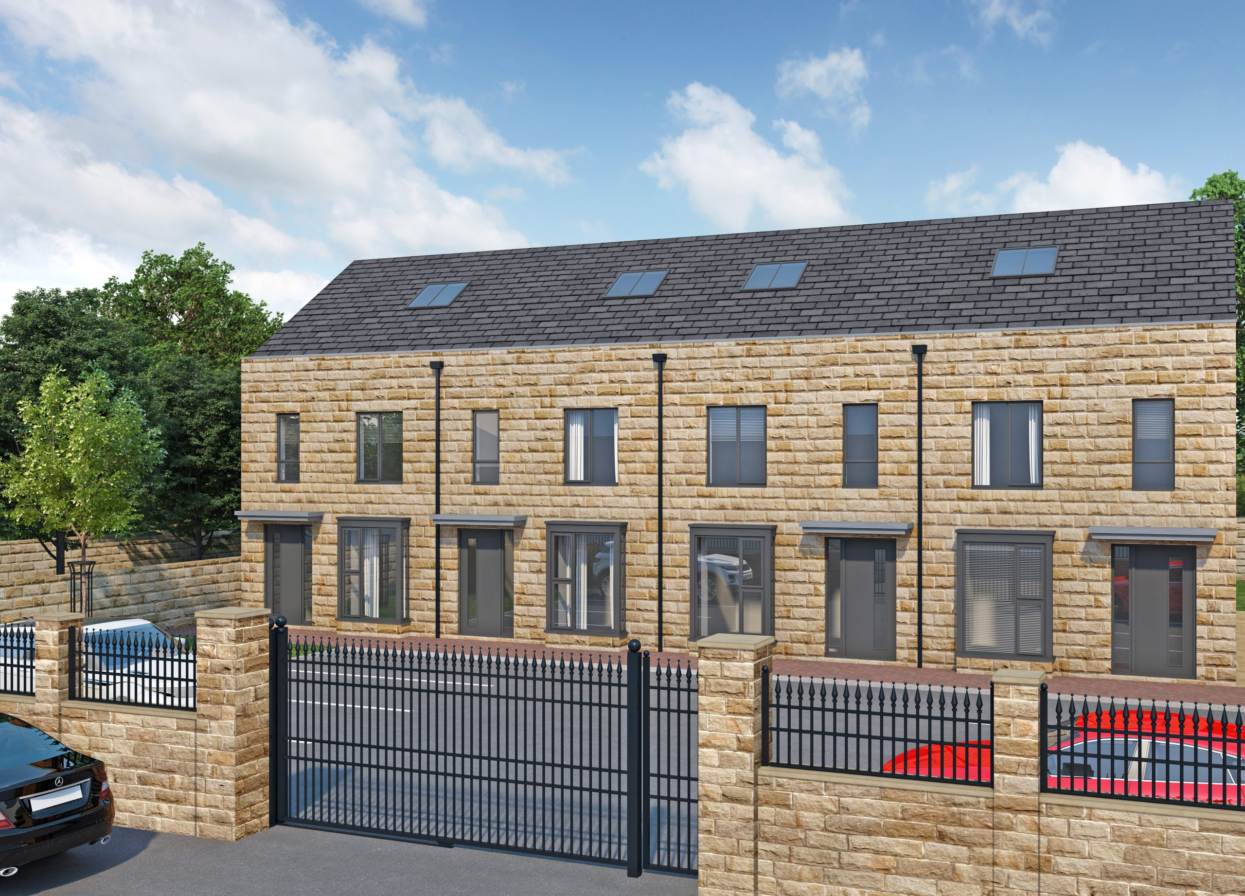 Claro Court, Knaresborough by St Robert's Homes